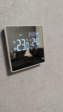 Very good thermostat! The thing is quality, it immediately realized when I took it in my h