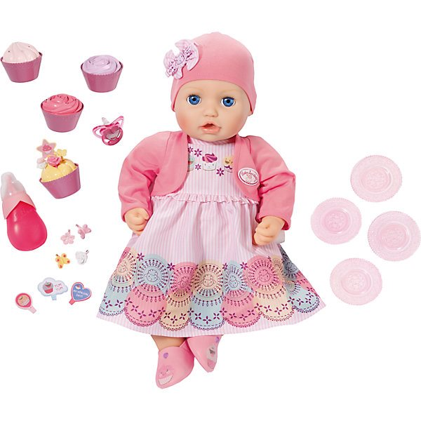 Doll Zapf Creation Baby Annabell