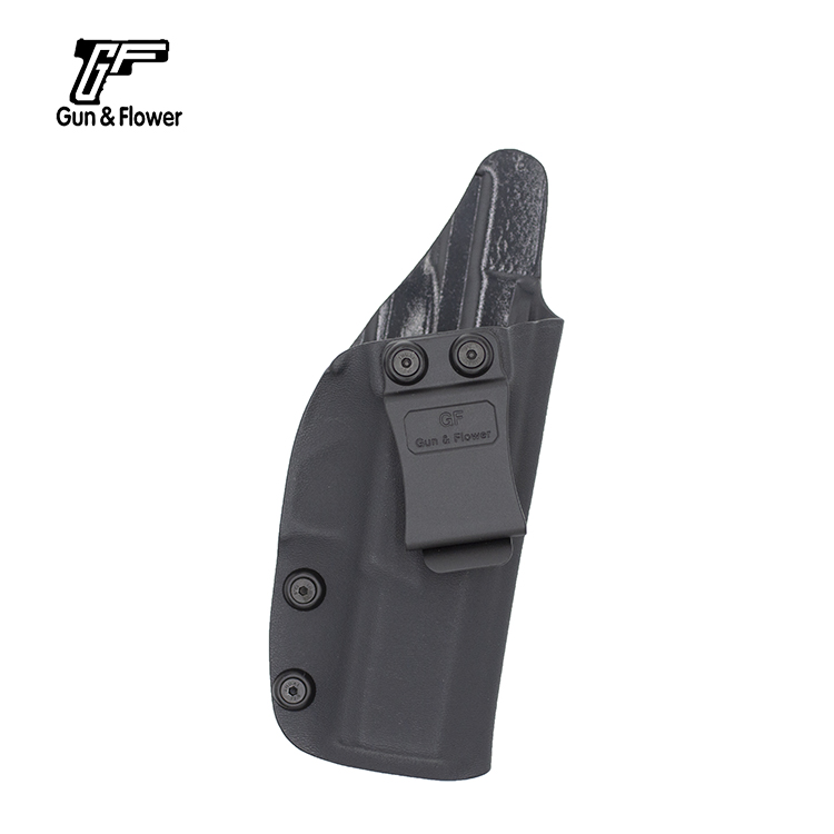 Gunflower Tactical Fast Draw IWB Kydex Holster with Belt Clip fits CZ 75 P07 Pistol Bag Case Guns Accessories