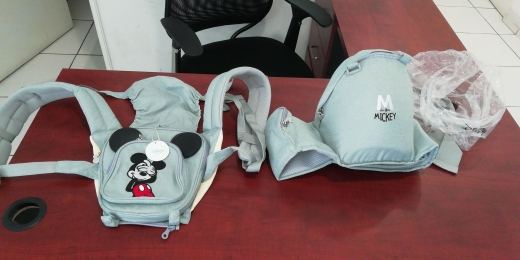 2019 Dropshipper vip Disney Ergonomic Baby Carriers Backpacks 0 36 months Newborn kangaroo Carrying Belt for Mom Dad-in Backpacks & Carriers from Mother & Kids on AliExpress