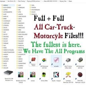 Image 5 - Winols Training Set+ Truck + (Edc17 Including) Immo Offer  + Kessv2 + Ecm Titanium + Obd + Ktag + Ksuite+ Mtx Dtc Remover + Full