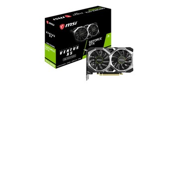 MSI GeForce GTX 1650 SUPER VENTUS XS OC 4 Гб GDDR6