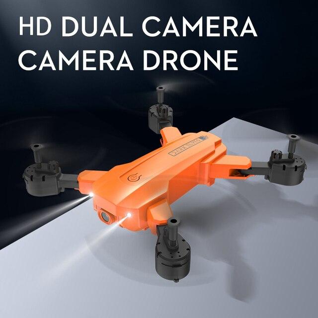 H9 drones com câmera hd 4k 1080p quadcopter fpv fotografia helicóptero wi fi controle remoto brinquedos dobráveis para meninos adolescentes rc dron 2
