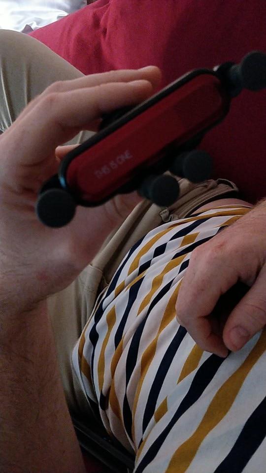 Soporte de ventilación de aire para teléfono móvil