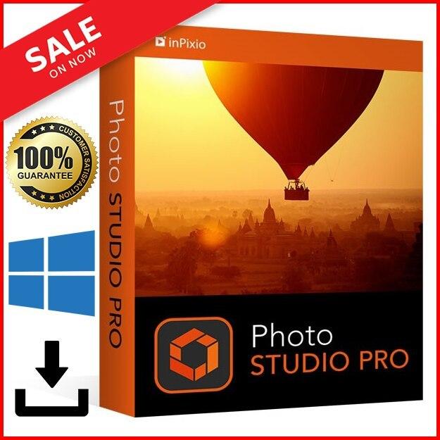 InPixio Photo Studio Pro 10 - Full Version - For Windows