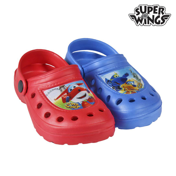Super Wings Beach Clogs