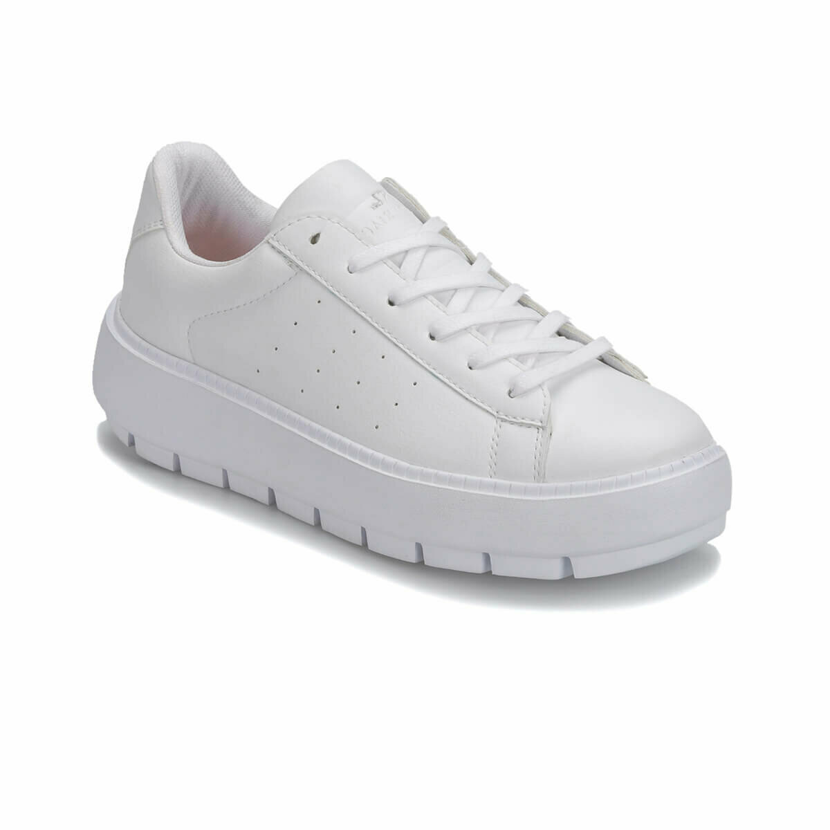 FLO KENDALL White Women 'S Sneaker Shoes LUMBERJACK