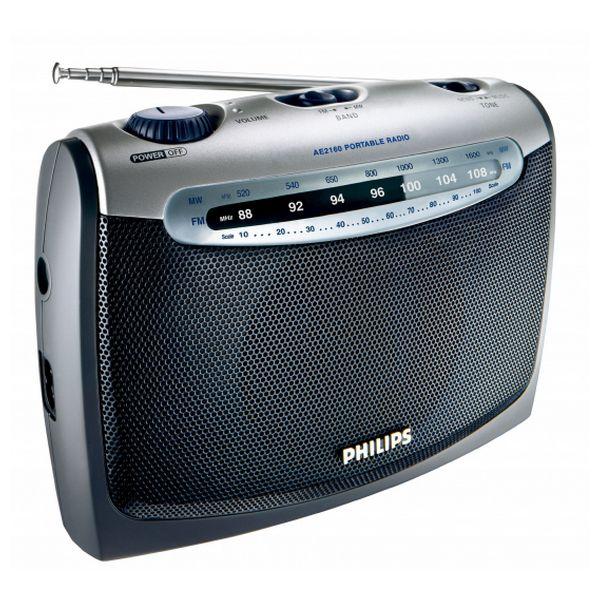 Transistor Radio Philips AE-2160/00C 300W title=