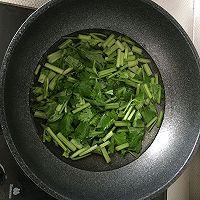 芹菜炒胡萝卜的做法图解3