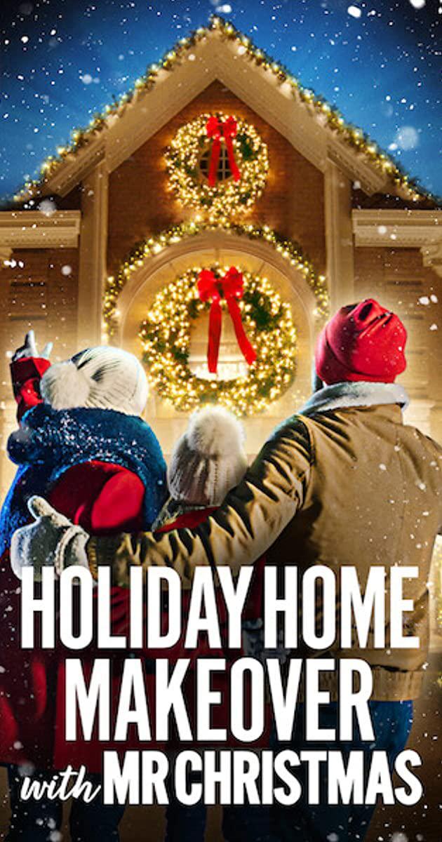 圣诞先生:佳节居家大改造第一季