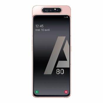 Перейти на Алиэкспресс и купить Samsung Galaxy A80 8GB/128GB GOLD (ANGEL GOLD) Dual SIM