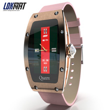 Bracelet Watches Smart-Wristband Monitor Fitness-Tracker Health-Care Heart-Rate Women