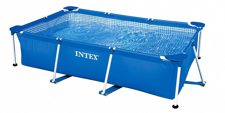 Liner Replacement Inner Bowl Frame Pools Rectangular Frame 300x200x75 Cm, Item No 10944