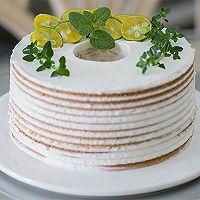 基础款木糖醇咸酸奶油蛋糕(抹面手残星人友好)的做法图解15