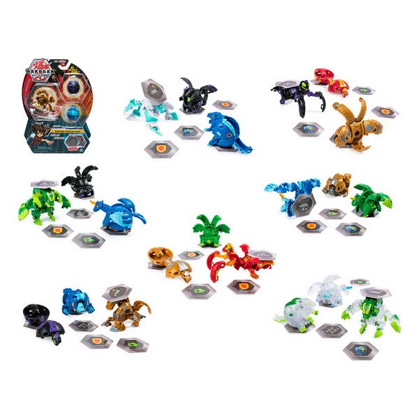 Action Figure Starter Bakugan 115055