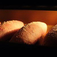 火龙果魔法棒面包的做法图解11