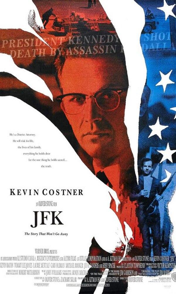 《刺杀肯尼迪》封面图片