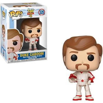 Duke Caboom, Toy Story 4, FUNKO POP, Disney toys, action figures, kids toys, collection figures, Disney figures 1
