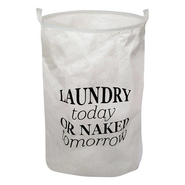 Laundry basket White 111089|Foldable Storage Bags| |  - title=