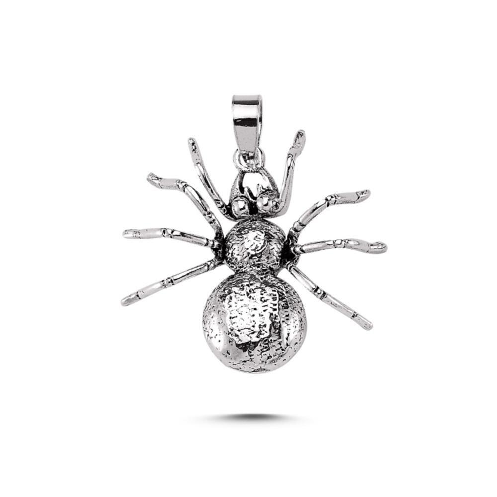 925 en argent Sterling élégant femmes araignée mode pendentif nouvelle qualité turc bijoux pendentifs