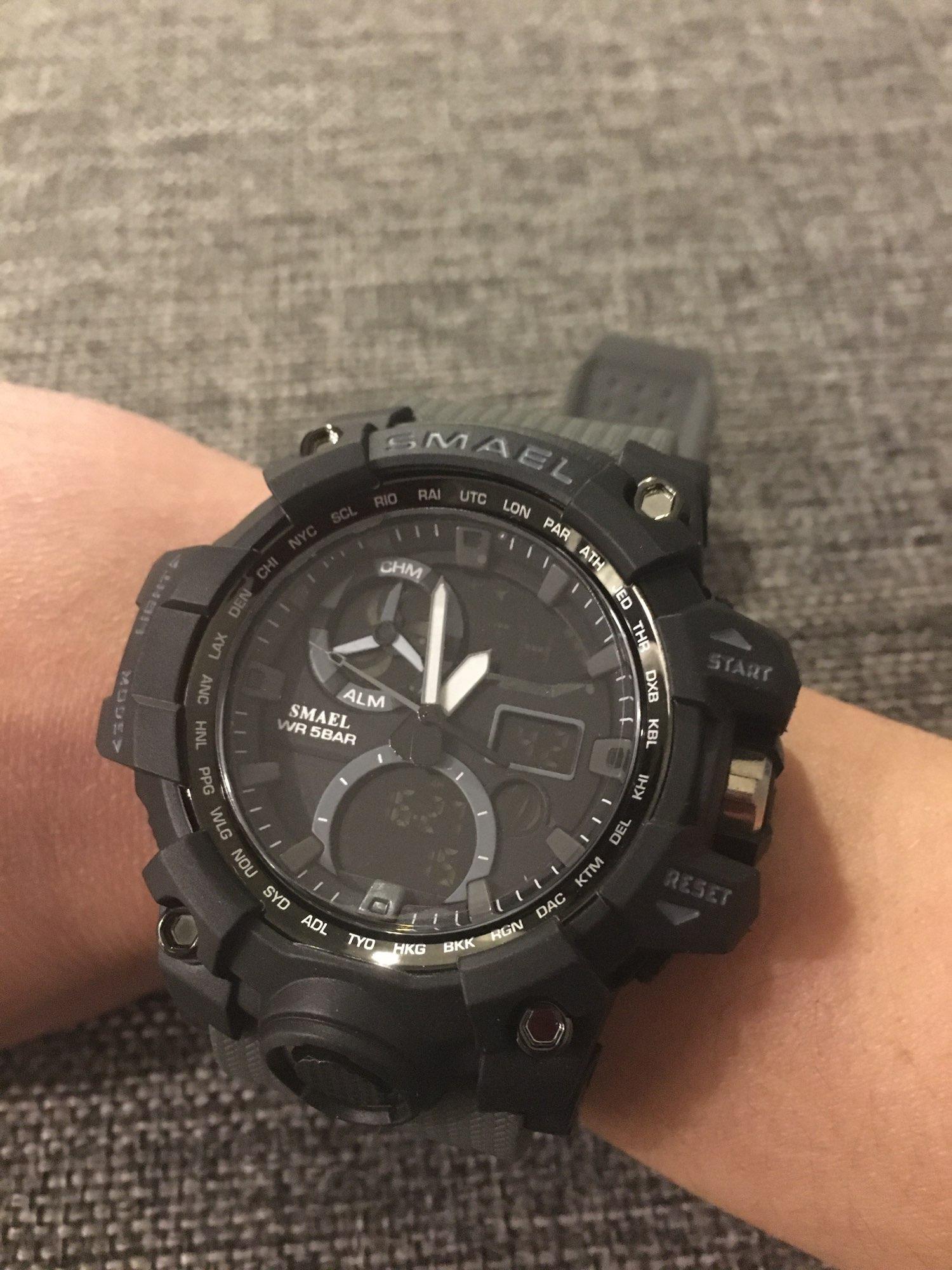 שעון צבאי לחיילים דגם 212 photo review