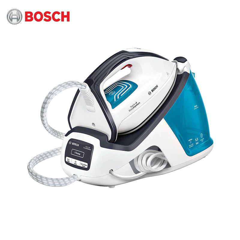 Steam Station Bosch TDS4050 steam generator iron for ironing garment laundry household appliances home steamer for clothes steam station russell hobbs 24420 56 handheld steamer for clothes steam generator for home steam cleaner home appliances steamer vertical