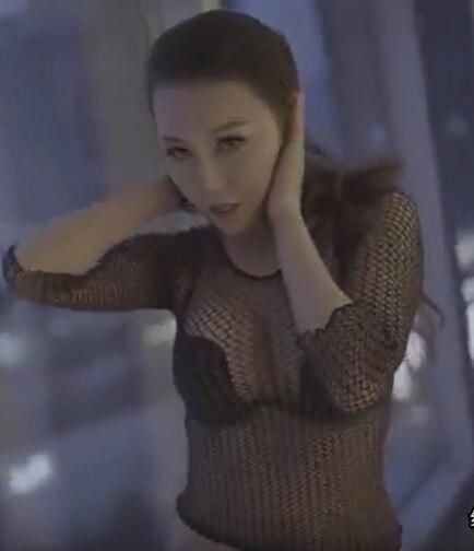 性感美女模特写真福利-2
