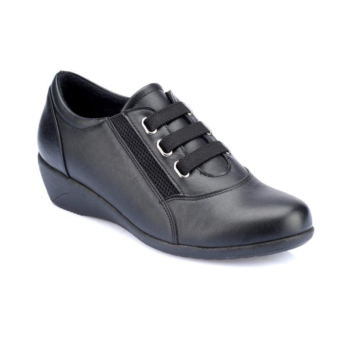 FLO 82.150027.Z Black Women Shoes Polaris