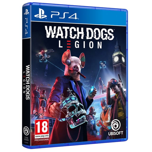 PS4 WATCH DOGS LEGION. Nuevo videojuego Ubisoft para consola playstation 4. Acción y aventura.|Ofertas de juegos| - AliExpress