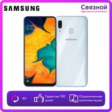 Уцененный телефон Samsung Galaxy A30 32GB, Б/У, состояние хорошее