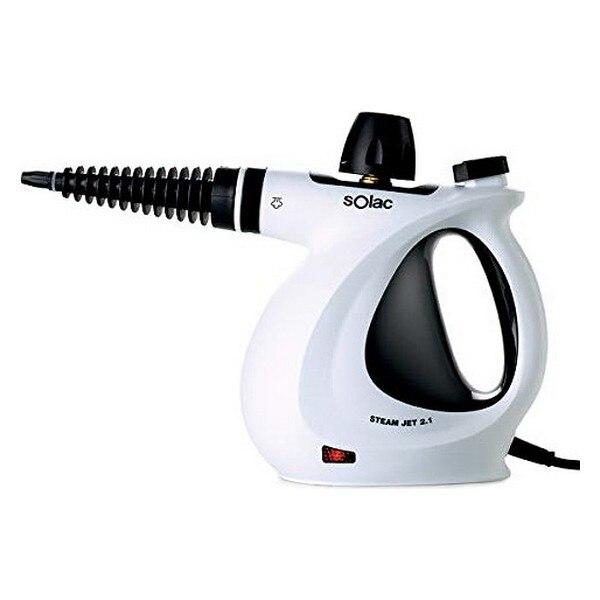 Vaporeta Steam Cleaner Solac LV1301 Steam Jet 2.0 350 ml 1050W White