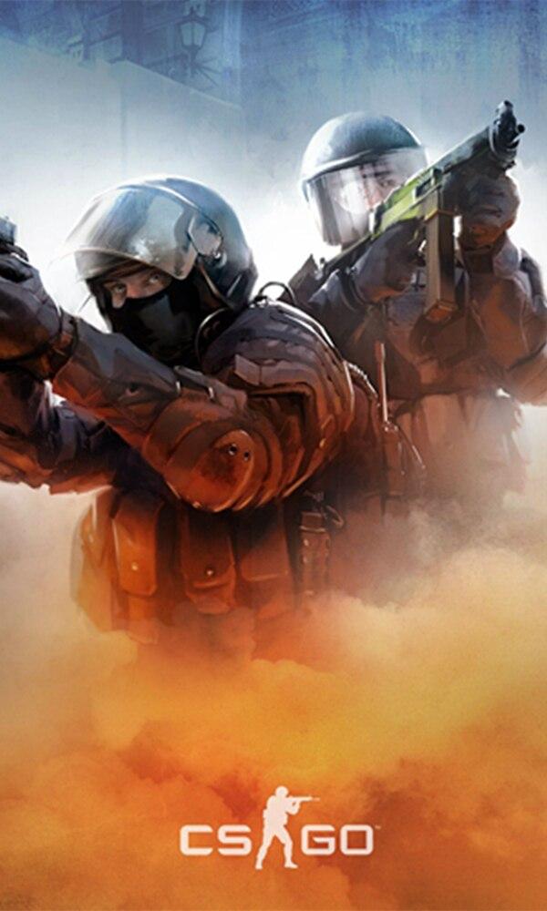 《CS:GO》封面图片