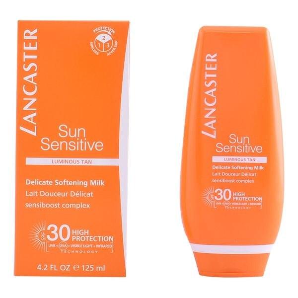 Sonne Creme Sonne Empfindliche Lancaster Spf 30 (125 ml)