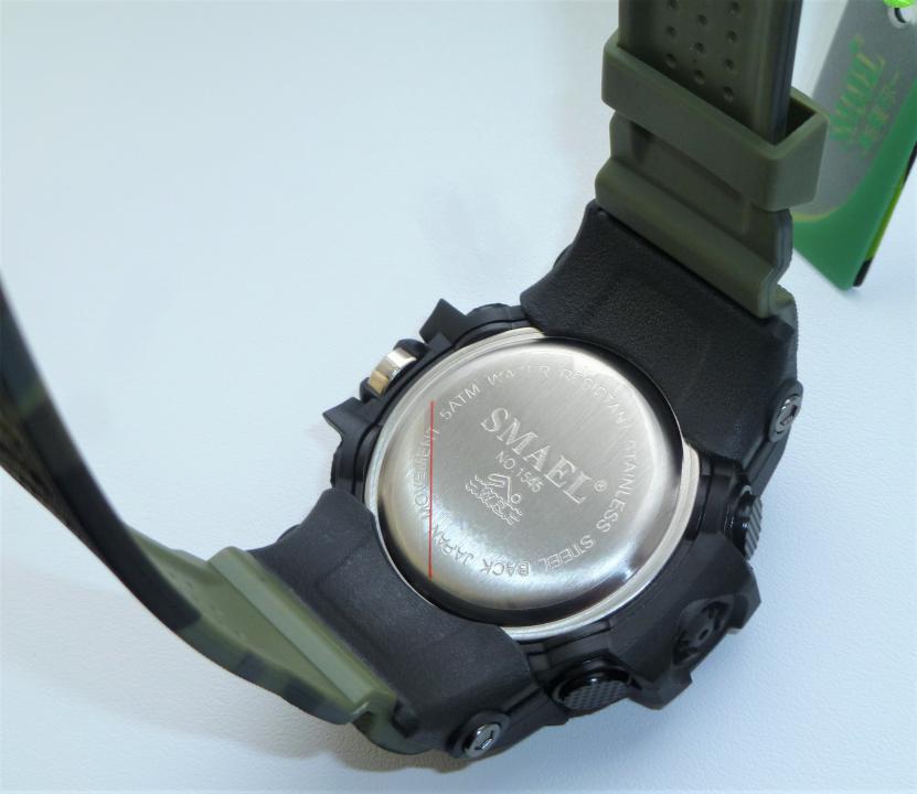 שעון צבאי לחיילים דגם 224 photo review