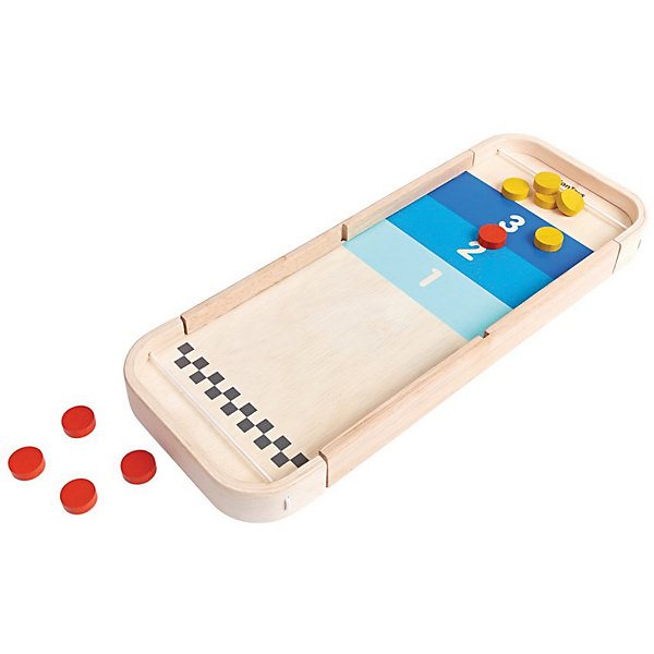 Game board Plan Toys Шаффлборд 2 in 1 game board plan toys бобёр and брёвнышко