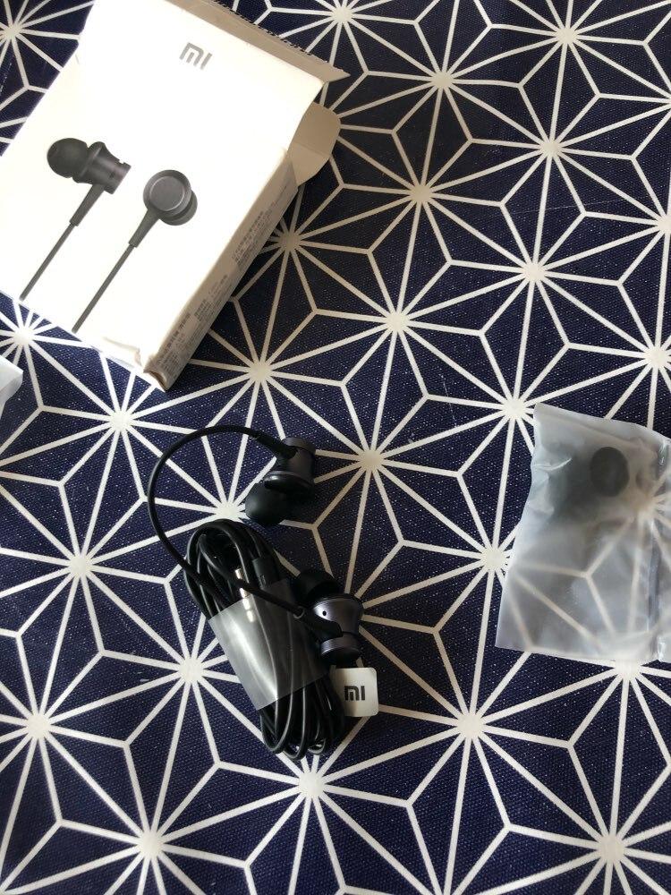 Original Mi Xiaomi Earphones 3.5MM In Ear Wired Control earphones Headset Piston Earbuds Fresh Youth Version With Microphone|Phone Earphones & Headphones| |  - AliExpress