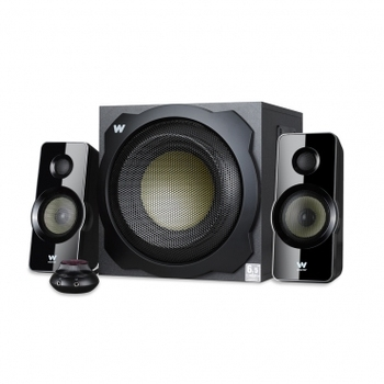 Woxter Big Bass 260 - Altavoces 2.1 de 150w, Estantería, Home Cinema,...