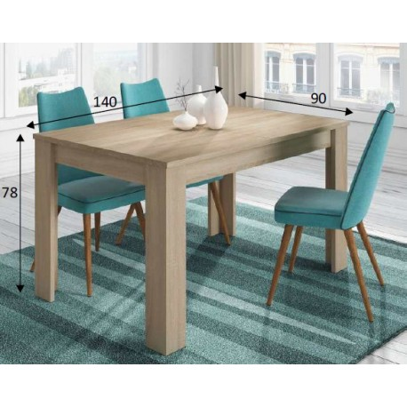 Dining Table Extendable Kendra