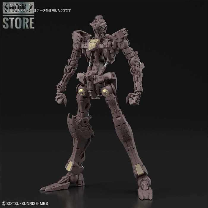 [Zeigen. Z Shop] Bandai Original MG 1/100 ASW-G-08 ASW-G08 Barbatos Mobile Suit Gundam Eisen-Blooded Waisen Gunpla Action Figur