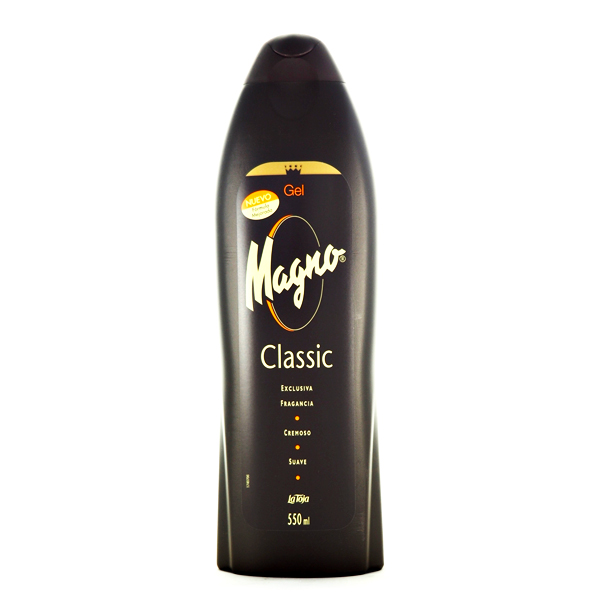 Shower Gel Classic Magno (550 Ml)