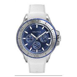 Heren Horloge Nautica NAPAUC001 (50 Mm)