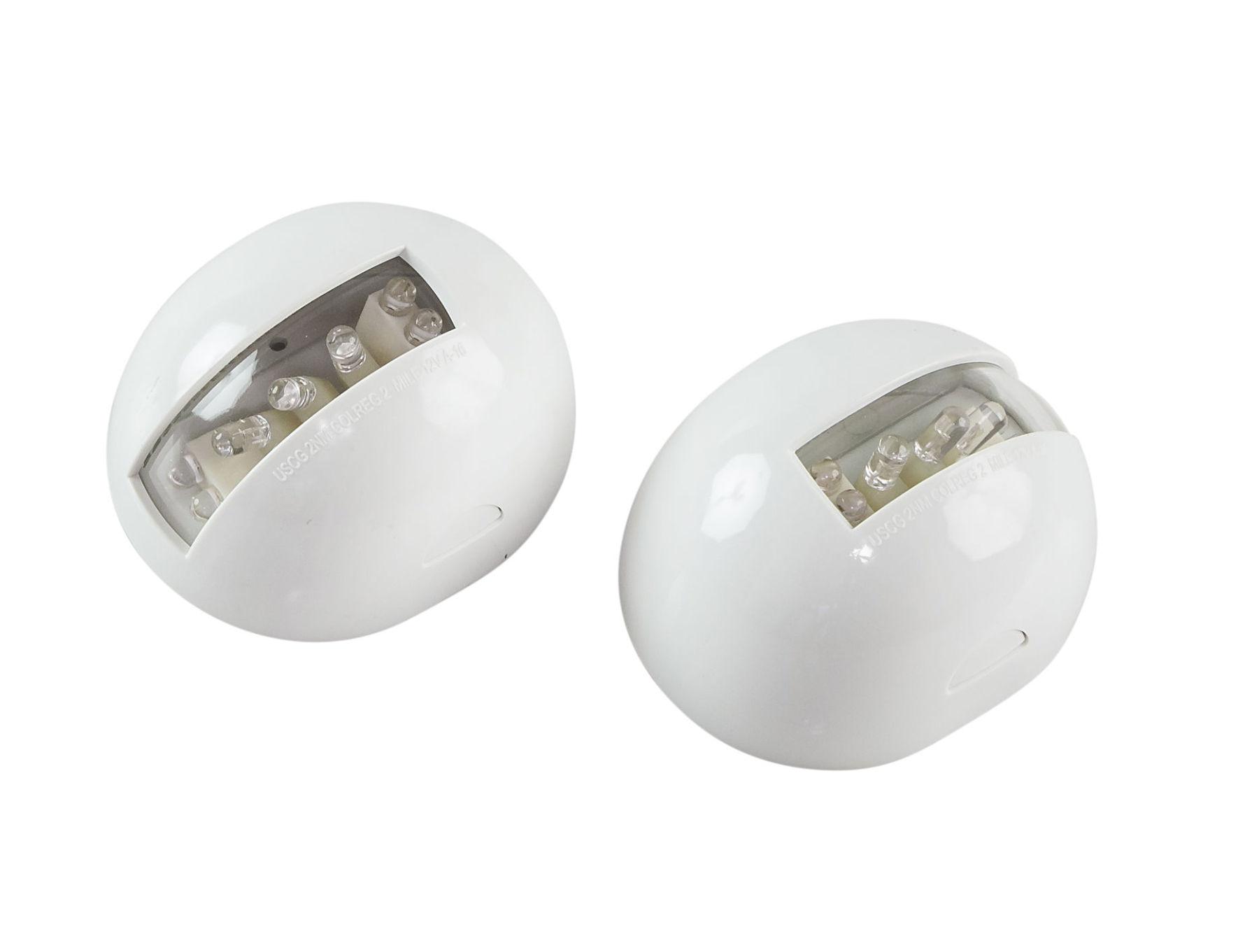 Running Lights Led, White Shell C91036W