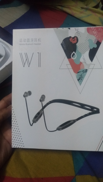 Lewinner W1 Neckband Bluetooth Earphone with Mic IPX5 Waterproof Sports Wireless Headphone Bluetooth for phone iPhone xiaomi-in Phone Earphones & Headphones from Consumer Electronics on AliExpress