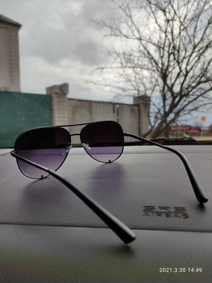 משקפי שמש מותג מוביל לנשים דגם 1770 photo review