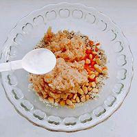 豆腐鸡肉丸的做法图解4