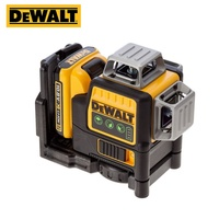 Laser level DeWalt DCE089D1G QW building tool construction accessory the width measurement height measurement delivery from Russia