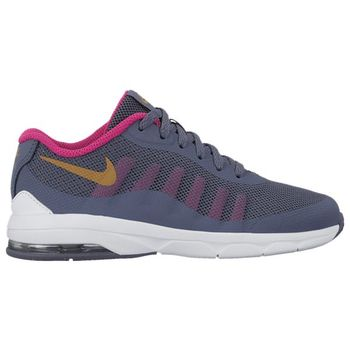 Running Shoes for Kids Nike Air Max Invigor Grey