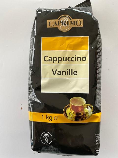 Caprimo Cappuccino vanilla 1 kg