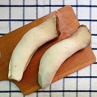 免油炸#外酥里嫩爆好吃的香酥杏鲍菇的做法图解1