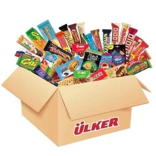 International Snacks Variety Pack, Turkish Snacks Box Famous and Popular Ones, Foreign Snacks Box, Halal Food Medium And X large 2